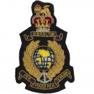 RM Association (Shield) Blazer Badge