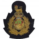 RM Association Wire Blazer Badge