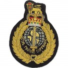 RM Commando Wire Blazer Badge