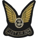 FAA Aircrewmans Wire Blazer Badge