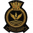 FAA 892 Sqn Blazer Badge