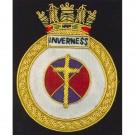 HMS Inverness Blazer Badge