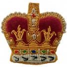 Household Division Rank Crown Full Dress H/E