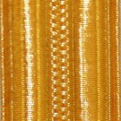 "Gold Navy Lace 10mm(3/8"") - 0.5% Gold"
