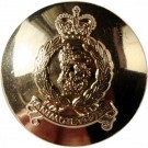 Adjutant General's Corps Button, Anodised (40L)