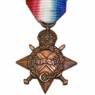 1914 to 1915 Star, Medal