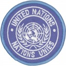 UN Shoulder Patch