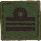 OG Helmet Patch Lt Cdr