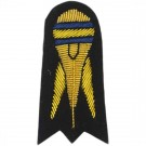 RE Bomb Disposal On Navy Badge
