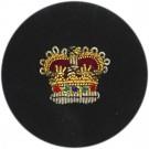 Female WO2 On Navy Badge