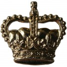 """Crowns Anodised 5/8"""""""