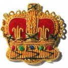 Crowns Gold 3/4""