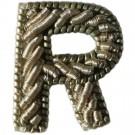 Small Silver R