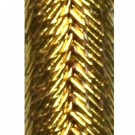 Gold Russia Braid 3mm