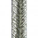 Silver Russia Braid 3mm