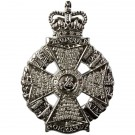 The Rifles Sgt's Cross Belt Badge