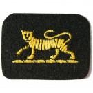 PWRR Tiger Service Dress Badge