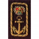 RLC Chief Engineer (Purple) Badge