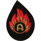 RLC Ammo Examiner (A) Navy Badge
