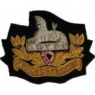 Gloucestershire Regiment Blazer Badge, Wire