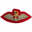 AAC Officer's Mess Wings Scarlet