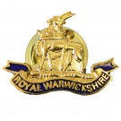 Royal Warwickshire Regiment Lapel Badge