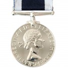 Royal Navy Long Service Good Conduct, E11R, Medal