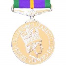 Accumulated Campaign Service Medal, Medal