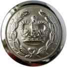 Deputy Lord Lieutenant Button, Silver (27L)