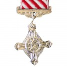 Air Force Cross, E11R, Medal (Miniature)