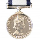 Conspicuous Gallantry Medal, Navy, E11R, Medal (Miniature)