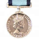 Conspicuous Gallantry Medal, RAF, E11R, Medal (Miniature)