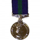 Army & RAF General Service, E11R, Medal (Miniature)