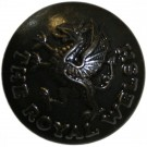 Royal Welsh Button, Bronzed (30L)