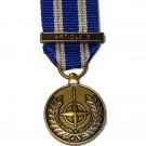 NATO Eagle Assist, Medal (Miniature)