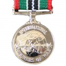 Ex Prisoner Of War Medallion, Medal (Miniature)