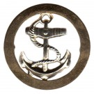 Royal Navy Beret Badge, Ratings