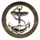 Royal Navy Beret Badge, Ratings