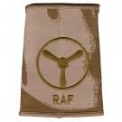 RAF Rank Slides, Desert, (SAC/Tech)