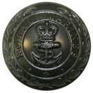 Royal Marines Button, Bronzed (38L)