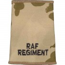 RAF Regiment Rank Slides, Desert, (Unranked)