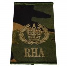RHA Rank Slides, CS95, (RQMS)