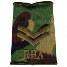 RHA Rank Slides, CS95, (Cpl)