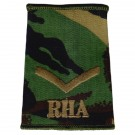 RHA Rank Slides, CS95, (L/Cpl)