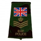 RAF Rank Slides, CS95, (F/Sgt), Police