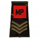 RMP Rank Slides, CS95, (Sgt)