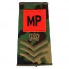 RMP Rank Slides, CS95, (S/Sgt)
