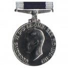 Royal Navy Long Service Good Conduct, GV1R, Medal (Miniature)