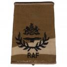 RAF Rank Slides, Desert, (Master Aircrew)