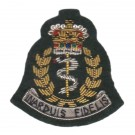 Royal Army Medical Corps Beret Badge, Officers, Royal Marines